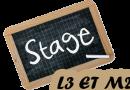 ( بلاغ لطلبة السنة الثالثة ليسانس و  الثانية ماستر( ملف التربص – AVIS AUX ETUDIANTS L3 ET M2