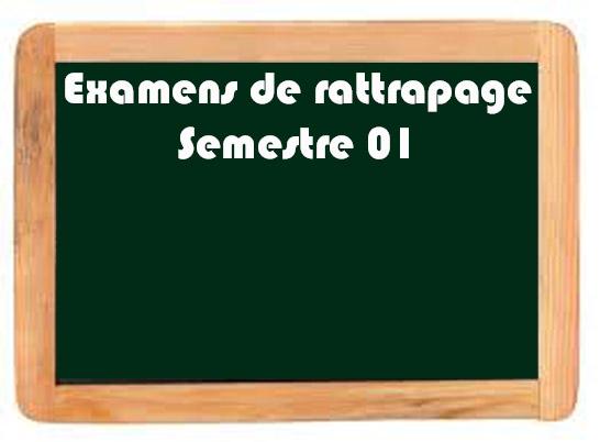 Examens-Rattrapage