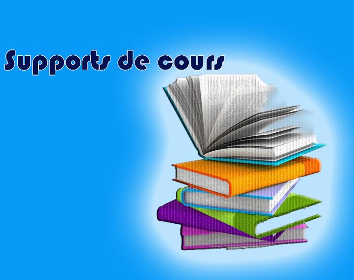 ACCÈS-SUPPORTS DE COURS