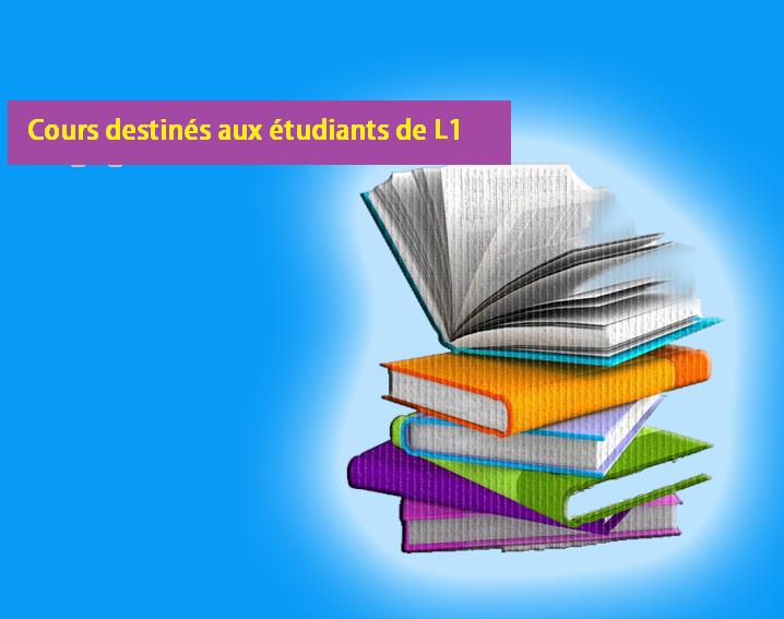 Plateforme Cours L1-IMPORTANT