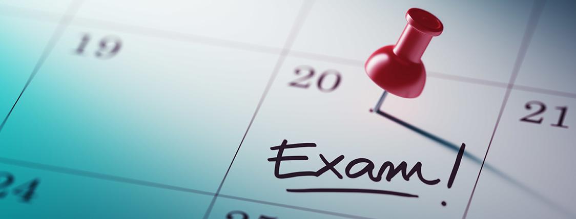 Plannings des examens de rattrapage + listes des étudiants